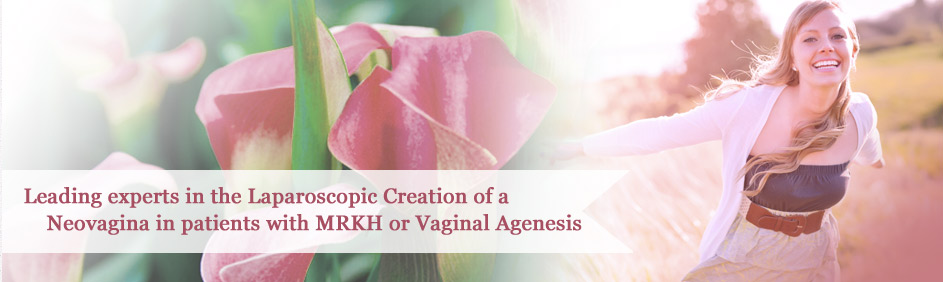 MRKH or Vaginal Agenensis